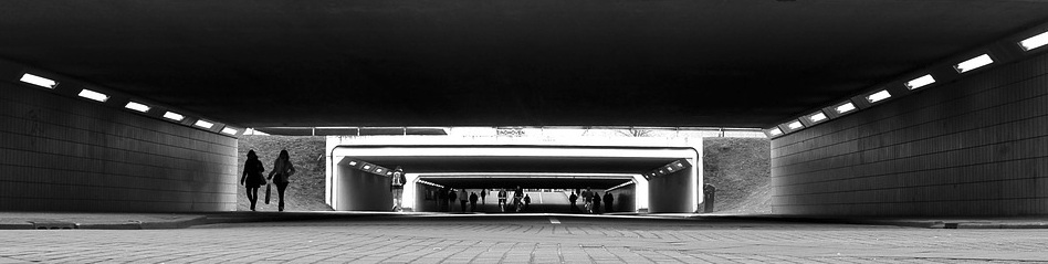 Eindhoven fietstunnel